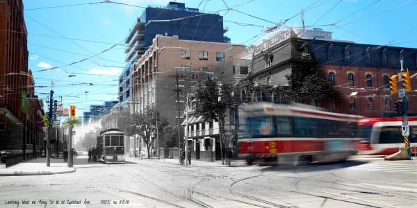 Past Present - Falconer Hotel