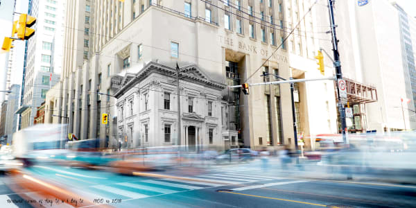 Past Present - Sterling Bank of Canada