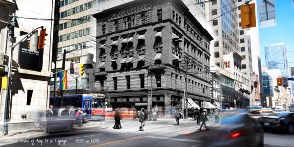 Past Present - Queen City Oil Company
