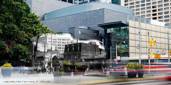Past Present - Southeast Queen & University