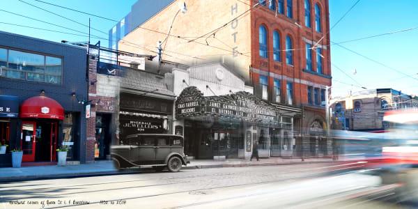 Past Present - Teck Theatre