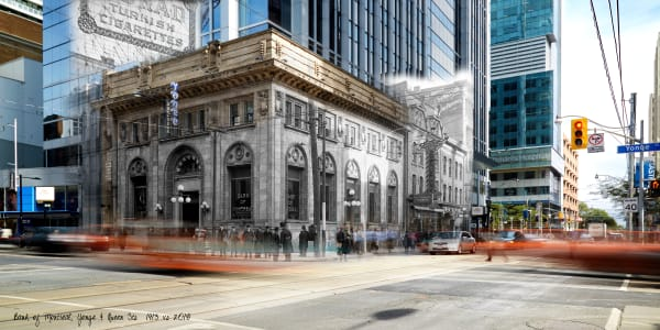 Past Present - Bank of Montreal