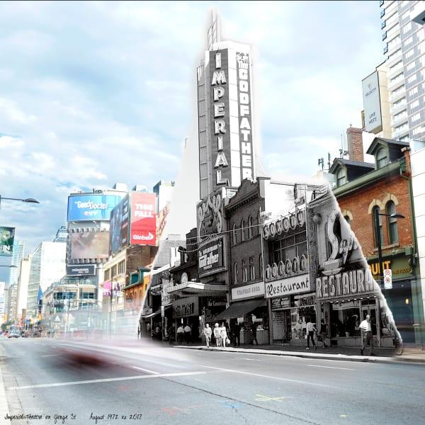 Past Present - Imperial Theatre