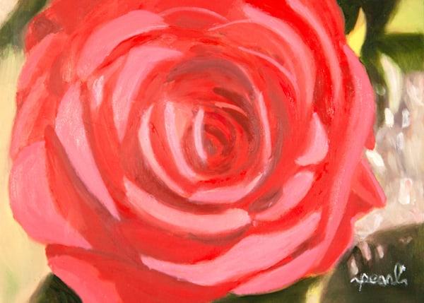 My Heart Is Full Art | Pearl White Studio