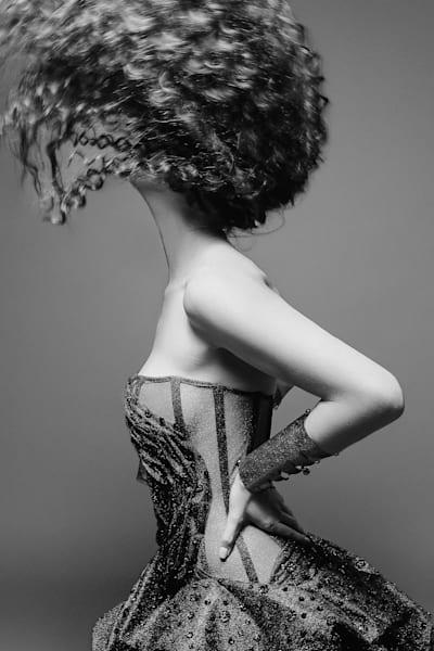 Amber Waves B/W Photography Art | LenaDi Photography LLC