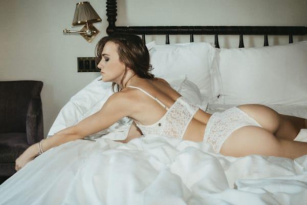 Anhen In White Photography Art | LenaDi Photography LLC