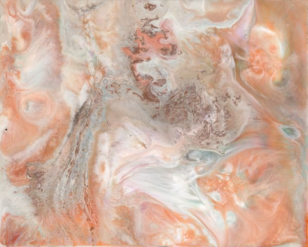 Jupiter,aerial view,abstractart,resinpainting,  pour painting