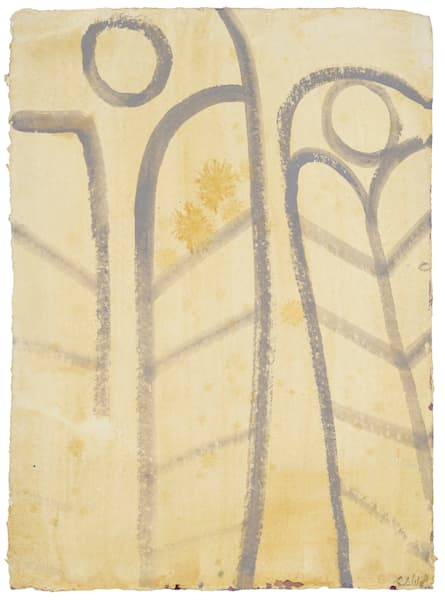 Clerestory In Gray Art | Caroline Wright Art