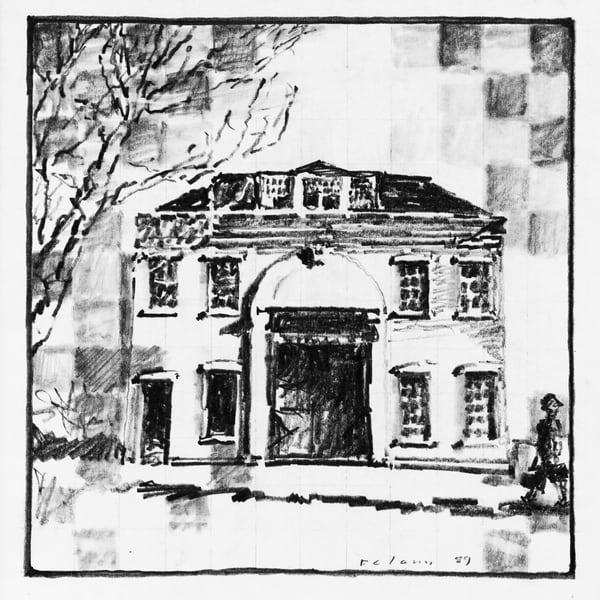 Narragansett Boiler Works Print