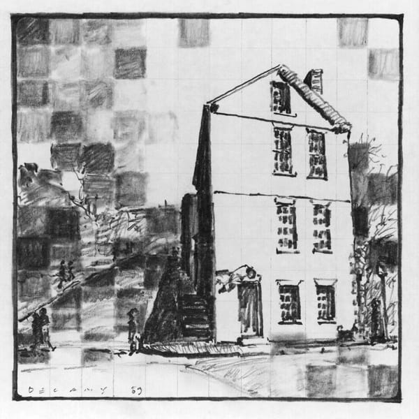 South Main Street Print