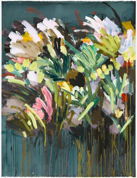 Bouquet For Langston Art | Caroline Wright Art