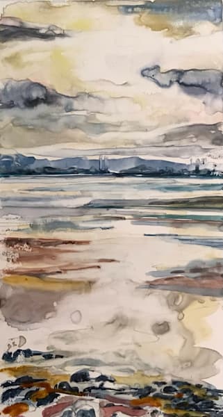 Severn Estuary Art | Karen Bishop Artist