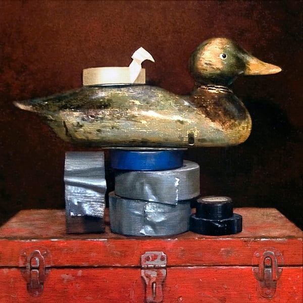 Duck Tape Art | Richard Hall Fine Art