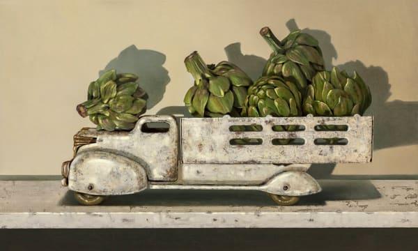 Choked Up Art | Richard Hall Fine Art