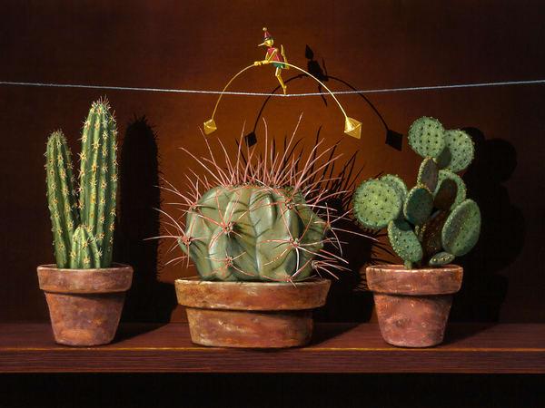 Desert Walk Art | Richard Hall Fine Art