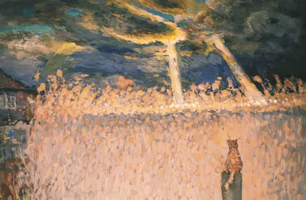 Last Rays Art | Fountainhead Gallery