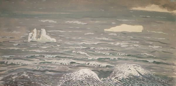 East Siberian Sea Art | Fountainhead Gallery