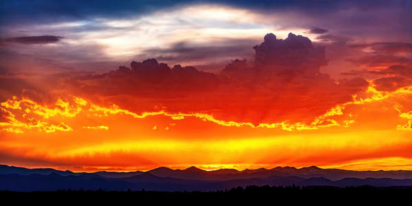 Rhema's Sunset Photography Art | Ken Smith Gallery
