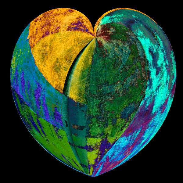 Madras Heart/Merch Art | karenihirsch