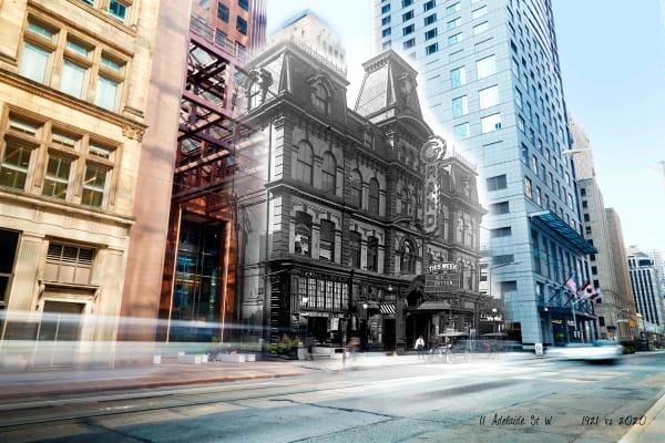 Past Present - Grand Theatre