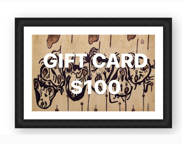 $100 Gift Card | SG Build & Trade Kft