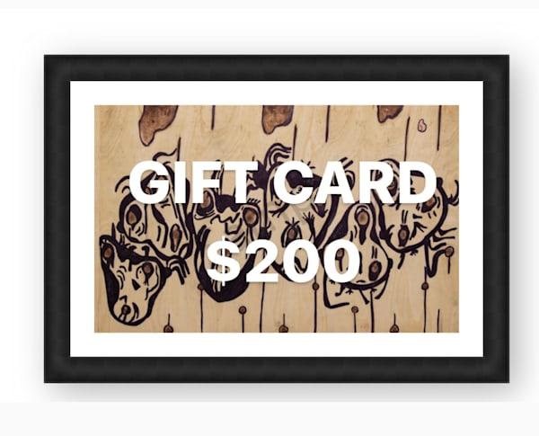 $200 Gift Card | SG Build & Trade Kft