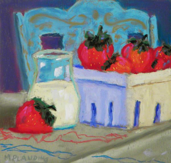 Strawberries 'n' Cream | Original Pastel