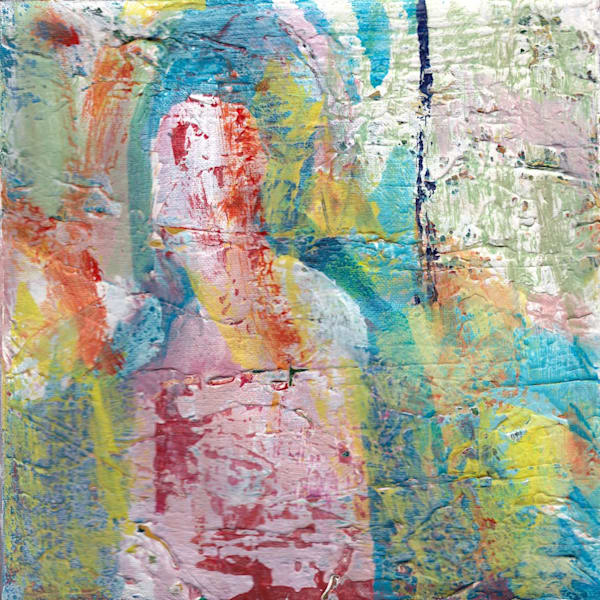 Tile Painting No.67 Art | Rick Wedel Art & Design