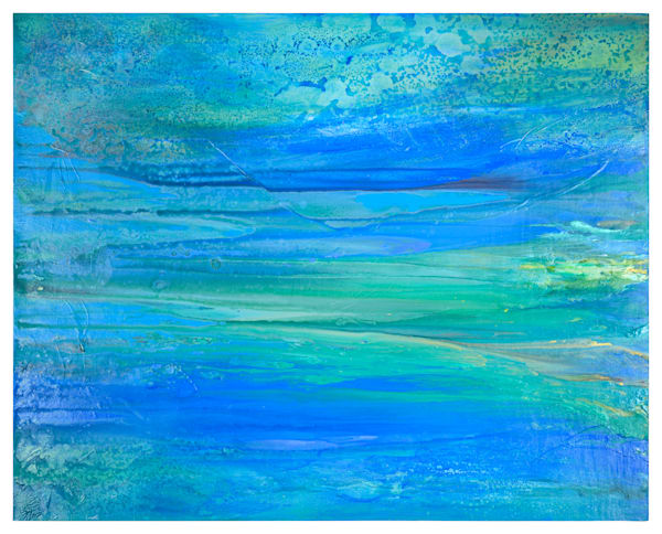 Flood Tide Art | Bonnie Carter