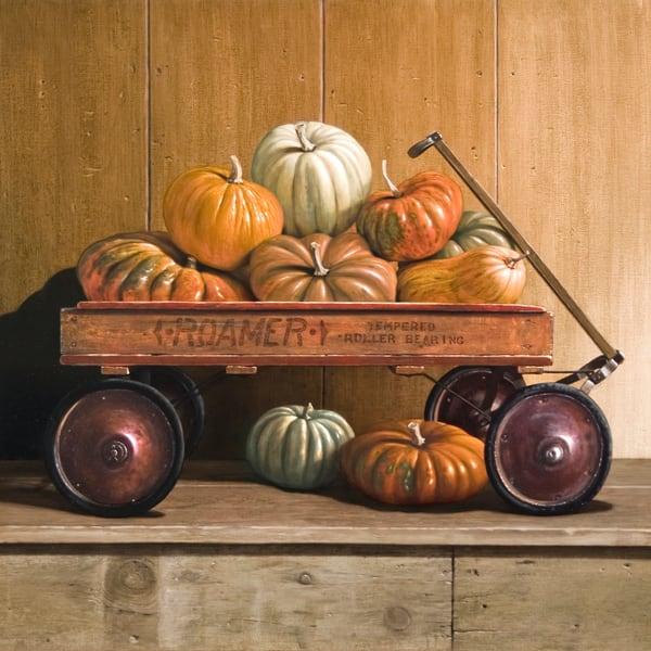 Heirlooms Art   Richard Hall Fine Art