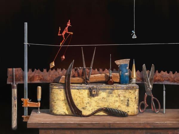 Kiss Of Death Art | Richard Hall Fine Art