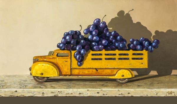 Long Wine Ding Road Art | Richard Hall Fine Art