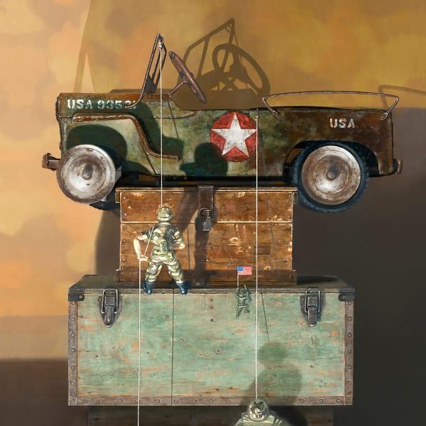 Mission Accomplished Art | Richard Hall Fine Art