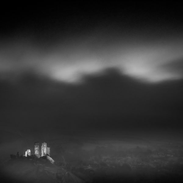 Corfe Castle1 Art | Roy Fraser Photographer