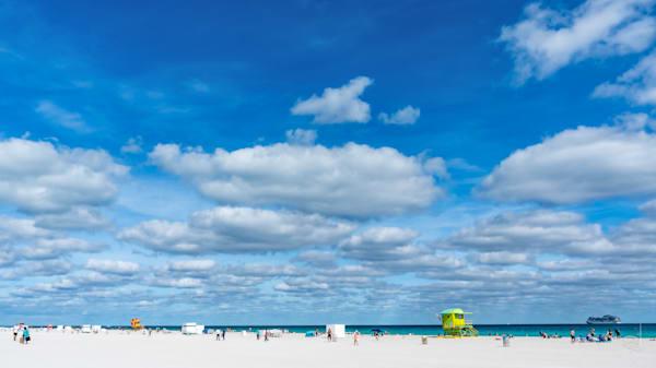 South Beach Serenity Photography Art   Cid Roberts Photography LLC