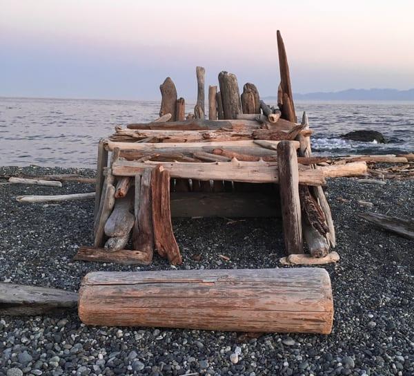 Shelter, Dusk Art | Friday Harbor Atelier