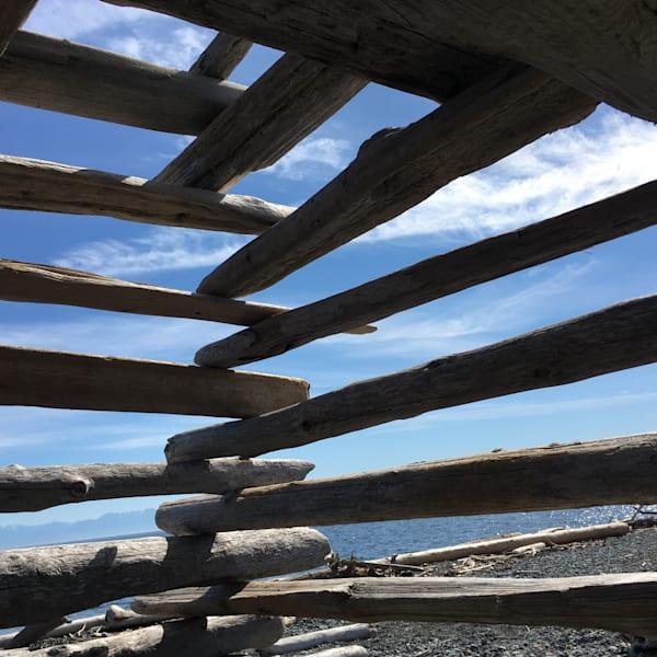 Slivers Of Sky Art | Friday Harbor Atelier
