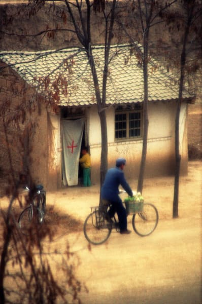 China, 1992, Bicycle
