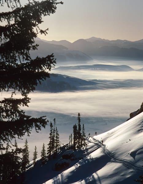 Green River, Jackson Hole Ski Patrol