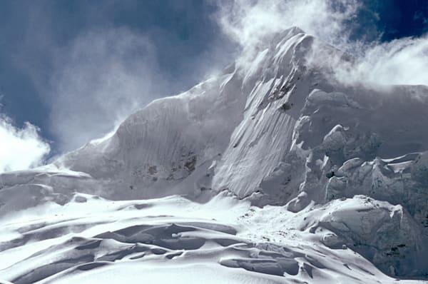 Toqllaraju, Cordillera Blanca, Peru