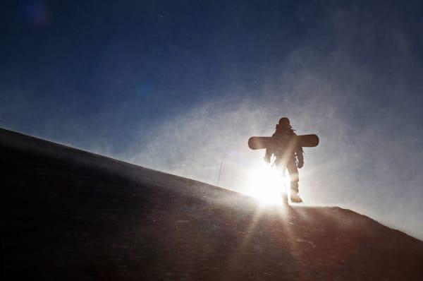 Stephen Koch, Kahiltna Glacier, Denali, AK