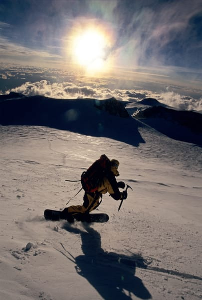 Summit of Denali, AK, Stephen Koch