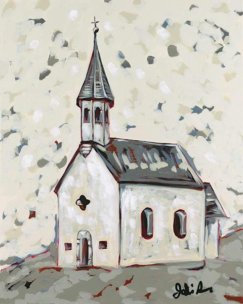 Here's The Steeple Art | Jodi Augustine Art