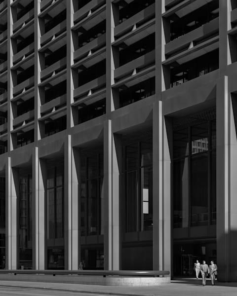 Tenneco Building, Houston, Texas Photography Art | Rick Gardner Photography