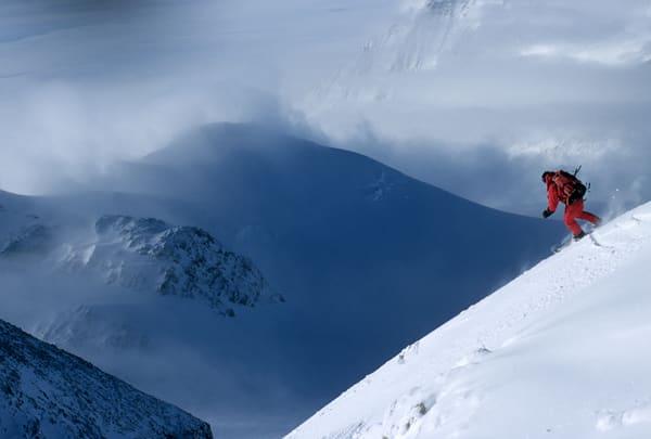 Vinson Massif, Antarctica, Stephen Koch