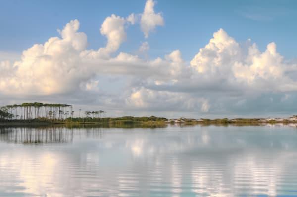 Western Lake Morning Light Art | Modus Photography