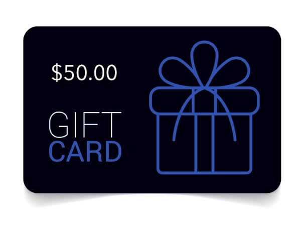 $50 Gift Card | John Knell: Art. Photo. Design