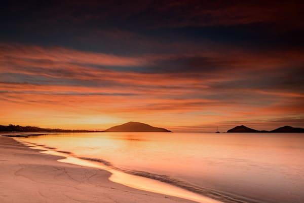 Majestic Serenity - Jimmys Beach Yacaaba Hawks Nest NSW Australia Sunrise