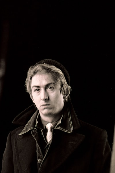 Mark Hollis of Talk Talk in the Such A Shame