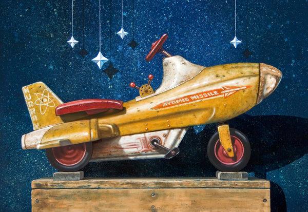 Star Chaser Art | Richard Hall Fine Art